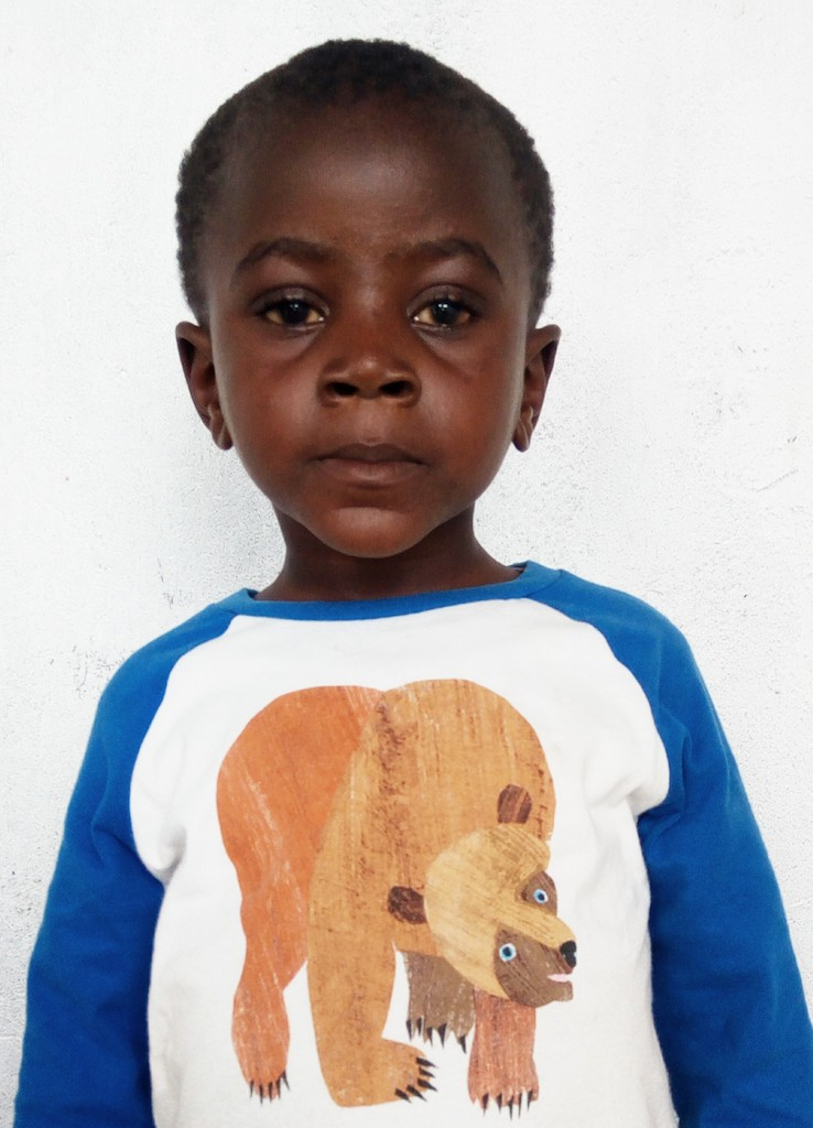 Blessing Jacob - Kindergarten, 5 Years old, Male, Liberia