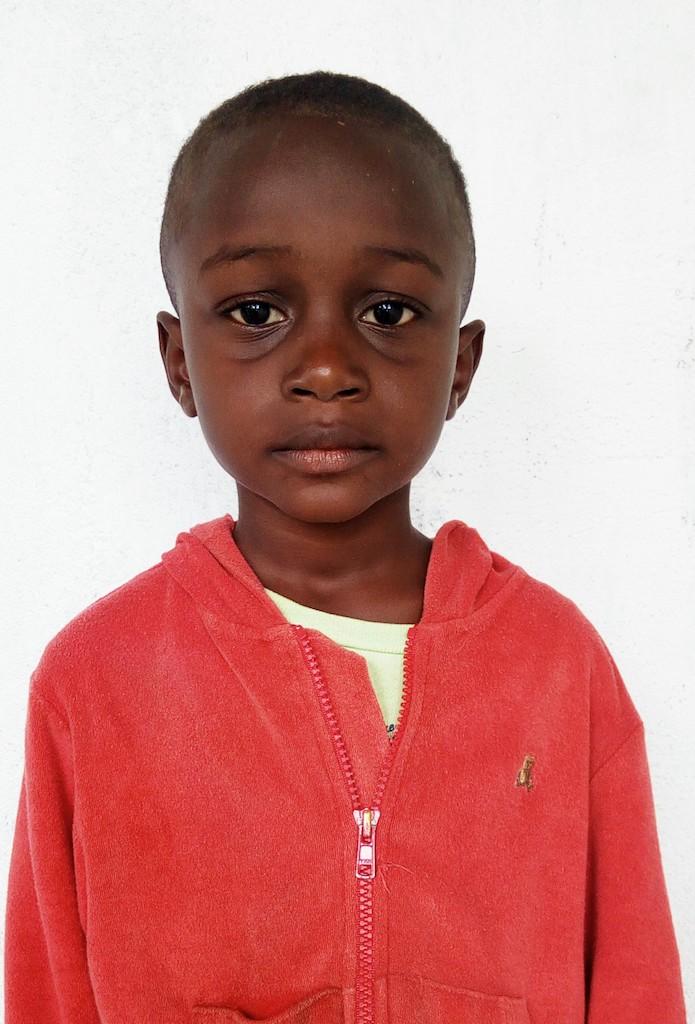 Gabriel Thomas (Kindergarten, 5 Years old, Male, Liberia)