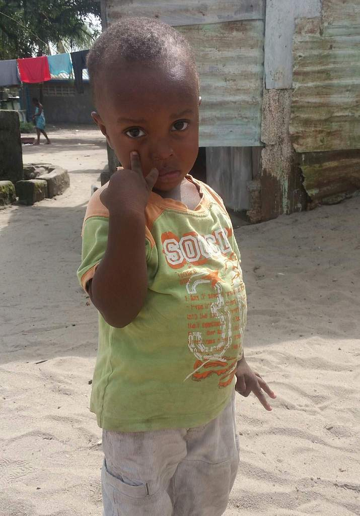 Gobah Zinnah Jr. - Daycare, 3 Years old, Male, Liberia
