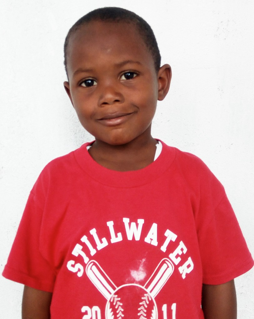 1st Grade, 6 Years old, Male, Liberia