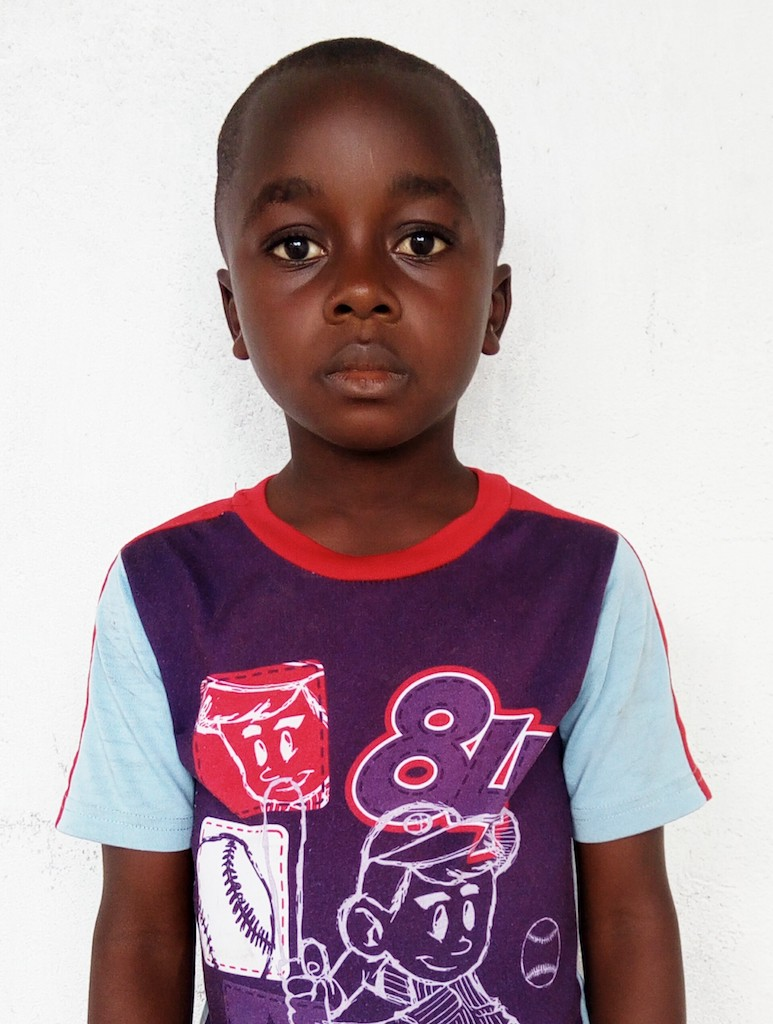 1st Grade, 7 Years old, Male, Liberia