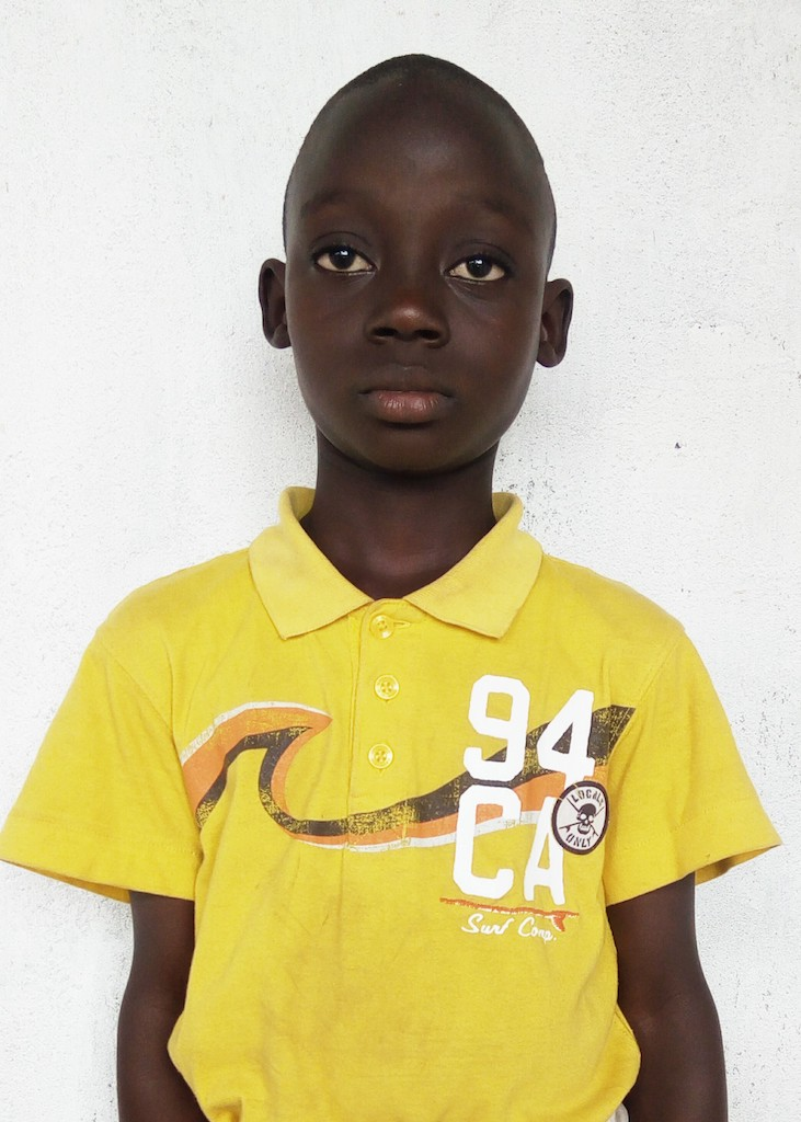 1st Grade, 8 Years old, Male, Liberia