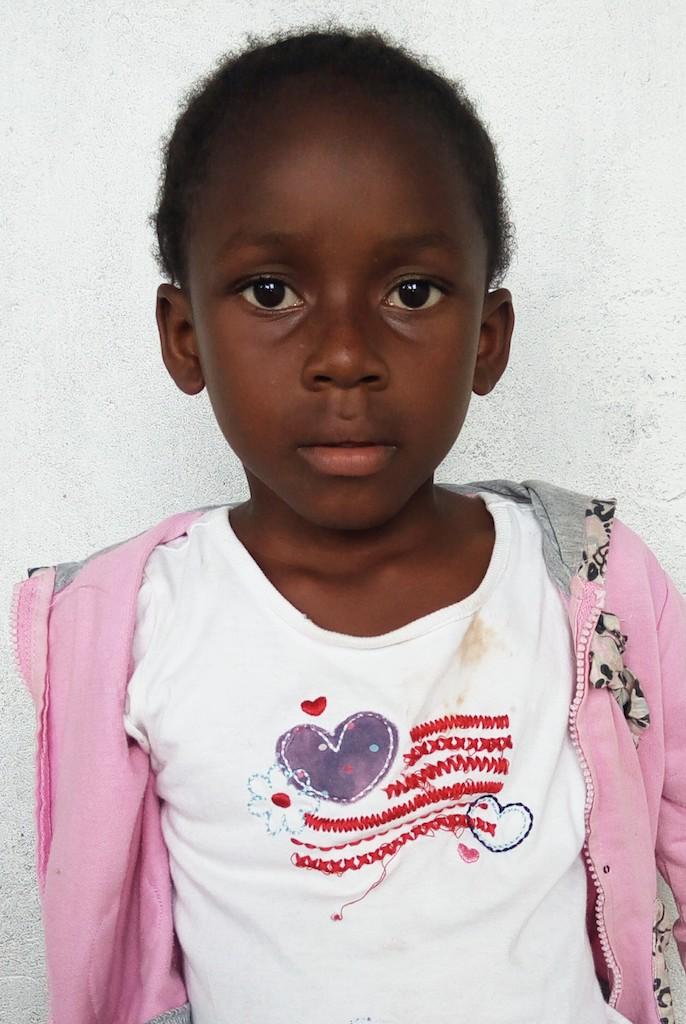 1st Grade, 6 Years old, Female, Liberia