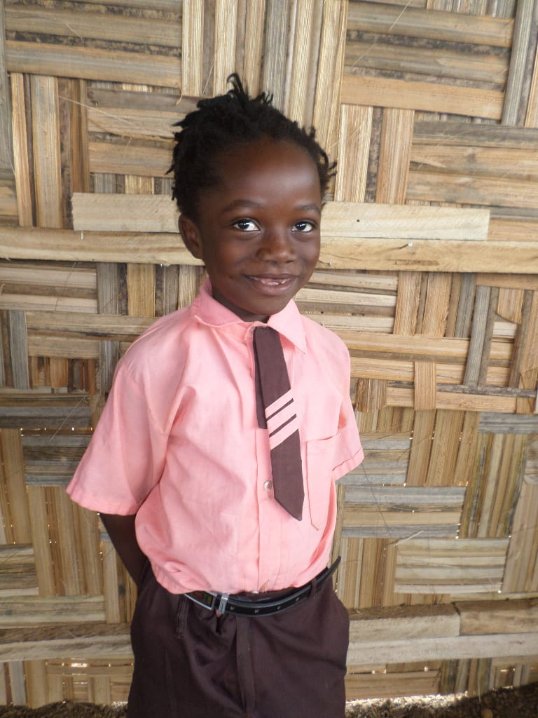 Blessing Nath, 8 Years, Military Officer