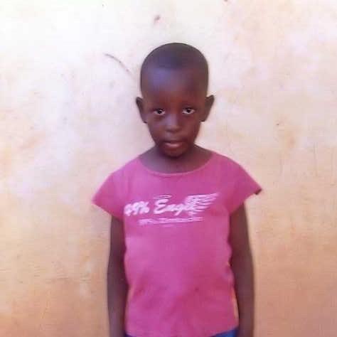 Dalouo Abel, 5yrs, kindergaten, Accountant