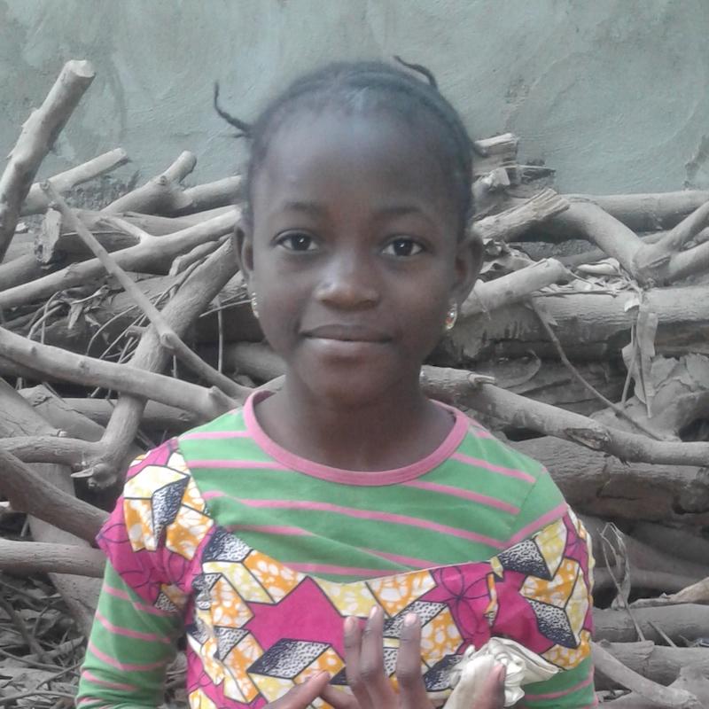Fatoumata Dembele, 7yrs, 3rd grade, Doctor