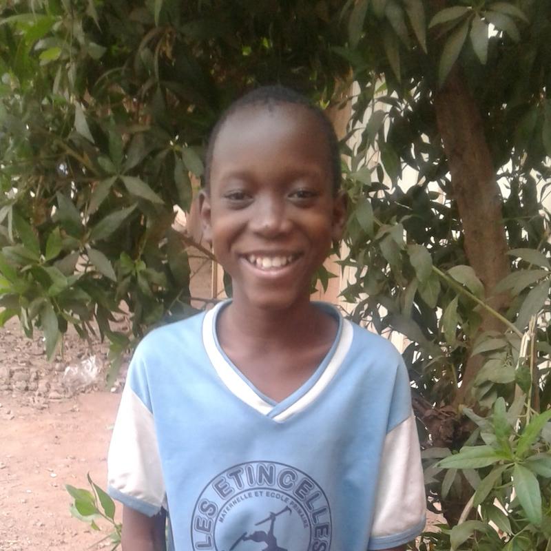 Mariko Mamadou, 13yrs, 7th Grade, Administrator