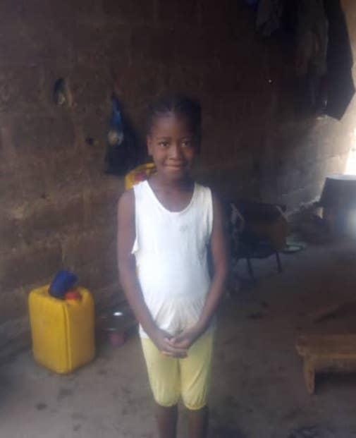 Sissoko Diouma, 7yrs, 2nd Grade, Entrepreneur