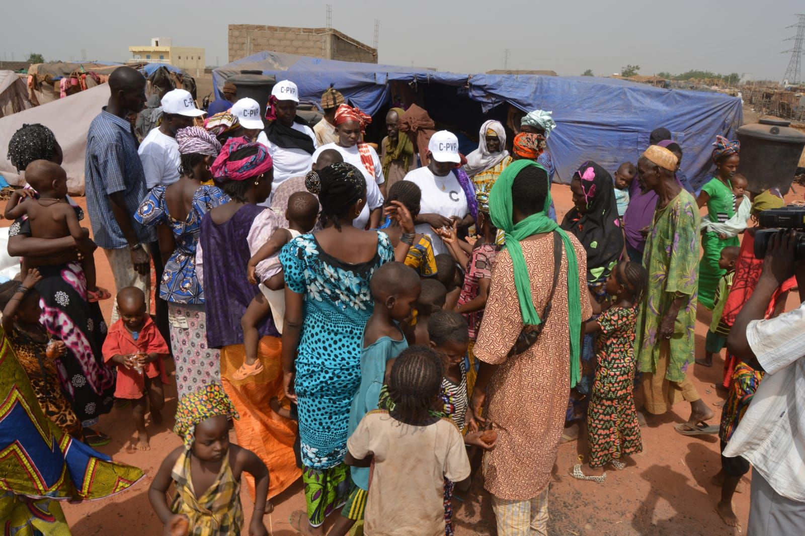 CPVP Rescued 305 People from Dehydration and Starvation