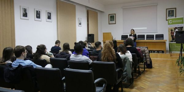 CPVP Movie Nights series starts in Cluj-Napoca